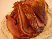 Holiday Special Spiral-sliced Ham With Brown Sugar Crumb Glaze