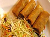 Moroccan Spring Rolls - Ramadan Specials 