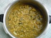 Sprouted Moong Dal Curry