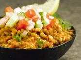 Sprouted Masala Matki (iron Rich) By Tarla Dalal