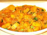 Spicy Squash Curry