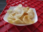 Deep Fried Shrimp Chips