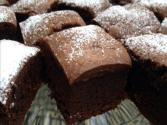 St. Patty's Day Baileys Irish Cream Brownies