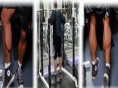 Standing Barbell Calf Raises And Calf Workout Tips