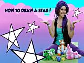 How To Draw For Kids | How To Draw A Star