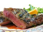 Kentucky Bourbon Sugar Steak