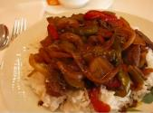 Stir-fried Sirloin Steak And Pepper