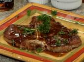 Steak And Bourbon Coffee Sauce