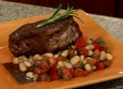 Steak And  Tuscan Bean Salad