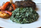  Steakhouse Classic - Creamed Spinach