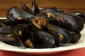 Steamed Mussels With Black Pepper