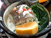 Amelia&#039;s Steamed Fish With Miti 