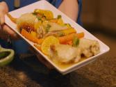 Asian Clementine & Chicken Casserole