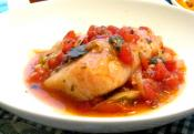 Stewed Cod
