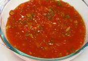 Stewed Red-ripe Tomatoes