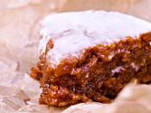 Gluten Free &amp; Vegan Sticky Carrot Cake