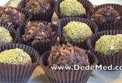 Mediterranean Sticky Medjool Date Ball