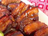 Grilled American Sticky Ribs