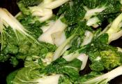 Stir Fry Bok Choy