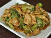 Stir-fry Chicken With Broccoli