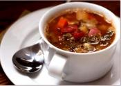 Stir Fried Minestrone