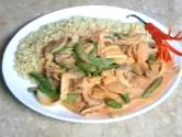 Stir-fried Vegetables In Coconut Milk