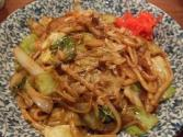 Stir Fry Noodles With Beef
