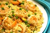 Chinese Stir Fry Shrimp And Rice