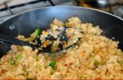 Chilean Quinoa And Vegetable Stir-fry