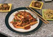 Korean Squid And Vegetable Stir-fry