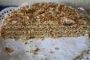 Streusel Layered Coffee Cake