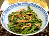 String Beans With Ham