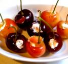 Cherry And Cheese Salad