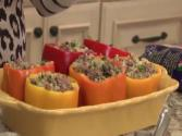 Cooking With Cathy: Quinoa Stuffed Peppers