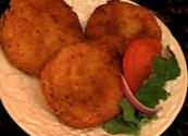 Relleno De Papa Patties / Stuffed Potato Patties