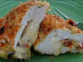 Stuffed Chicken Breast With Sun-dried Tomatoes