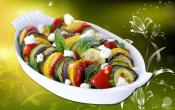 Casserole Of Summer Vegetables