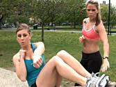 Summer Slim Down Bikini Workout Video