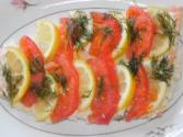 "Sunny Baked Salmon On ""simply Delicious Living With Maryann"""