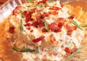 Super Bowl Special Clam Casino Dip