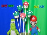 Super Mario Bros Cake Pops By Bhavna - No Cake Pop Maker Needed