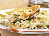 Super Pasta Al Forno With Veggies