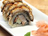 How To Make Sushi - Shrimp Eel Rolls
