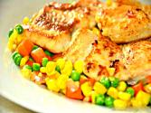  Sutchi Fillet Fish With Vegetables Recipe  