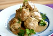 Swedish Meat Balls