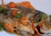 Grilled Sweet And Sour Fish