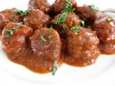 Sweet And Sour Meatballs - Great For Super Bowl