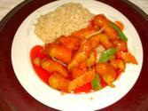 Sweet Sour Shrimp