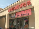 """let's Dine Out"" Tv Show Visits Sinfully Sweet Apple Co In Upland"
