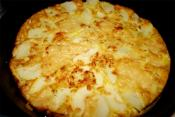 Sweet Apple Frittata